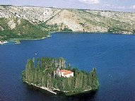 National Park of Krka